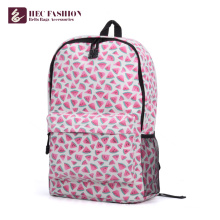 Hot Sale Products Custom Canvas School Bags Waterproof Hiking Backpack