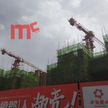6ton flat top tower crane TR EU