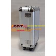 Tragbare Utility Flight Light Cases mit großer Hardware
