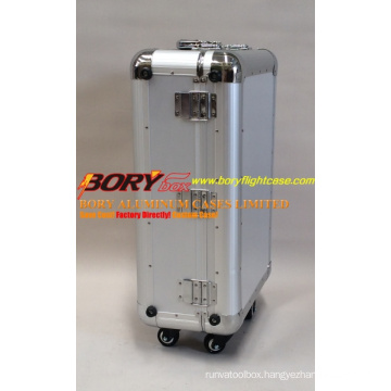Portable Utility Flight Light Cases with Large Hardware