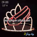 2018 Rhinestone Girls Shoes Pageant Crown