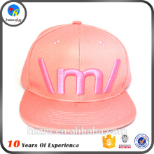 New style embroidery design snapback hat