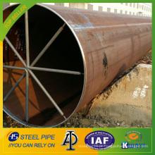 API 5L WELD tubo de aço carbono / tubo para gás natural e óleo