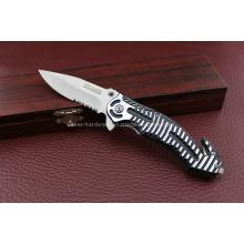 Alumínio Handle Camping Knife (SE-2993)
