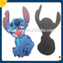Hot selling high quality cute 3d fridge magnet