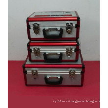 Beautiful High-Grade Aluminum Alloy Instrument Case (with many Sizes)