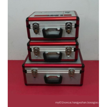 Beautiful High-Grade Aluminum Alloy Equipment Case (with many Sizes)