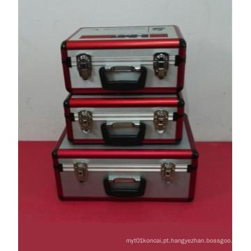 Beautiful High-Grade alumínio Alloy Equipment Case (com muitos tamanhos)
