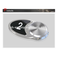 OEM top sell black elevator push button