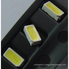 GROSSES SOLDES!!! Lumières flexibles de bande de SMD 3014 LED avec l'adaptateur d'alimentation