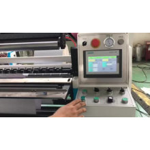 High Precision Medical Record Paper Slitting Rewinding Machine