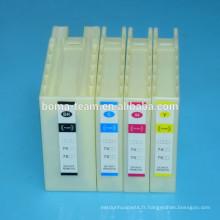 Cartouche d'encre compatible 4 couleurs avec puce pour epson PX-M7050F PX-M7050FP PX-M7050 PX-S7050 cartouches d'encre pour imprimante IC93