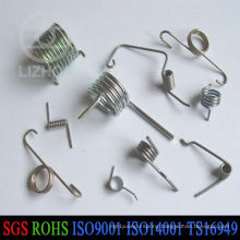 ISO9001, ISO14000, Ts16949 Certified Torsion Spring for Furniture