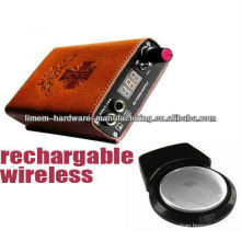 tattoo rechargeable power supply wireless foot pedal