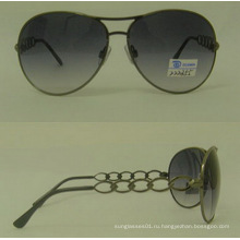 Горячий продавец Классический дизайн Металлические солнцезащитные очки для 222355