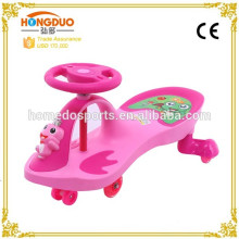 Diseño divertido Baby Swing Car / kick scooter