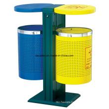 Classified Trash Can Dustbin Waste Bin (DL40)