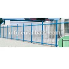 Новый дизайн и горячее цинкование чугунного ограждения / оцинкованный декоративный чугунный забор