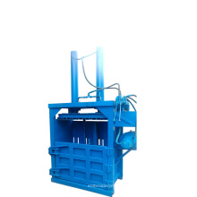 Supplier Recyclable Waste Cotton Wool Compressed Packaging Equipment Electric Baling Machine