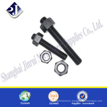 alibaba online carbon steel electric galvanized bolts and nuts