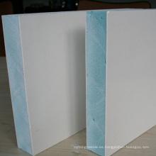 Paneles de sándwich de espuma FRP de peso ligero
