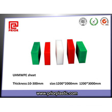 100% Kunststoff UHMWPE Blatt Hersteller