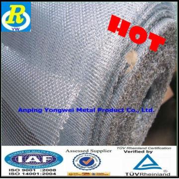 China una fábrica de ping galvanizado pantalla de la ventana / mosquito pantalla de protección