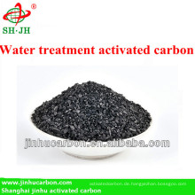 Aktivkohlefilter für die Abwasserbehandlung