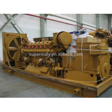 Natural gas genset 325kVA for sale