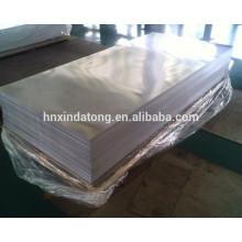 Plaque plaquée en aluminium 3003