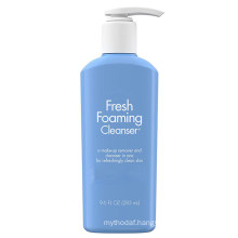 Custom Daily Face Wash Foaming Facial Cleanser for Makeup Remover