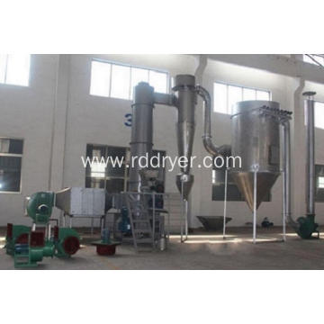 Xsg Series High-Speed Rotating Powder Granule Adhesive Material Dryer Machine