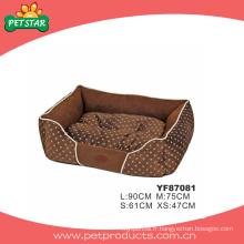 Vente en gros de lits pour chien, hot dog bed (yf87081)
