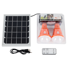 Multi-function Rechargeable Led Solar Emergency Light System