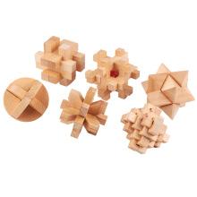 Kongming Lock Kid Wooden Educational Toys