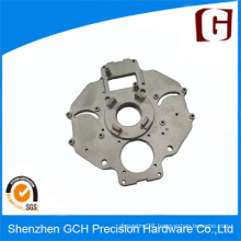 Customized Aluminum Casting Base with Sand Blasting Finish for Home Care Robot