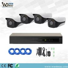 4chs 5.0MP Starlight IP Camera Kit Keamanan Poe