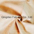 8 País de Gales 100% tela de algodón orgánico de algodón para pantalones, etc (QF16-2670)