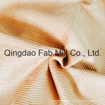 8 Wales 100% Bio-Baumwoll-Cord-Gewebe für Hosen etc. (QF16-2670)