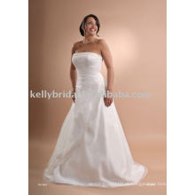 Vestido de casamento moderno para a noiva