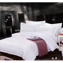 Jacquard Hotel Ensemble de literie Edredons et taies d'oreillers Full Twin Queen King Size
