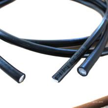 Kostenlose Probe ist verfügbar mit wirtschaftlichen Express-Gebühr Low Voltage Flexible Gummi Umhüllte Aluminium-Leiter Schweißdraht