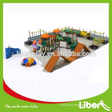 Best Design Children Playground Factory Price Kid Luxury Outdoor Playground