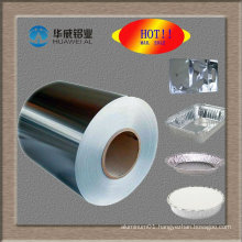 China household aluminum foil roll for food cooking and baking