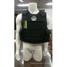 Gilet anti-balles personnalisé avec gilet pare-balles gilet pare-balles de mode de preuve de balle légère avec Molles pour l'armée et la police