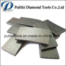 Режущее лезвие Алмазный сегмент для песчаника для резки камня Алмазные инструменты