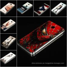 3D caso de teléfono en blanco para China Redmi 2s