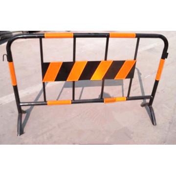 Isolamento provisório da barreira do controle de multidão da barreira do tráfego
