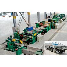 Metallspulenschneidemaschine