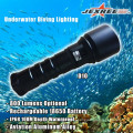 Iluminación submarina de calidad superior LED de luz de buceo de aluminio